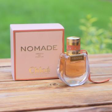 Test et avis du parfum Chloé Nomade Absolu de Parfum
