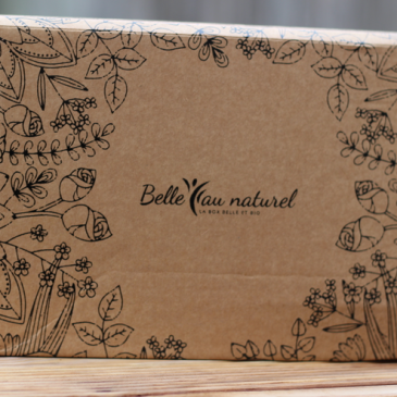 La box Belle au Naturel – Instant Cocooning – Novembre 2020