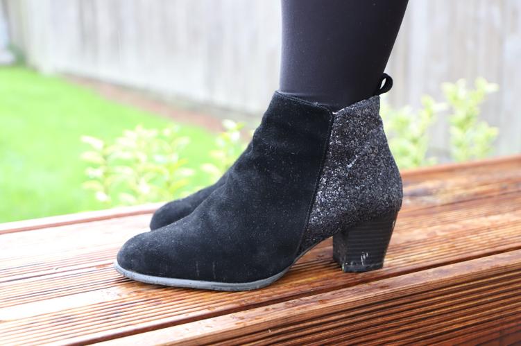 boots a paillettes Blancheporte