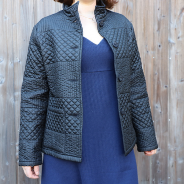 Look : le cas de la veste matelassée LE GLAZIK
