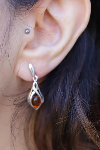 boucles d oreilles blancheporte