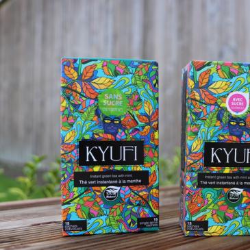 Le thé instantané Kyufi – Test et avis