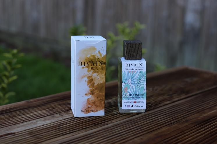 eau de parfum divain