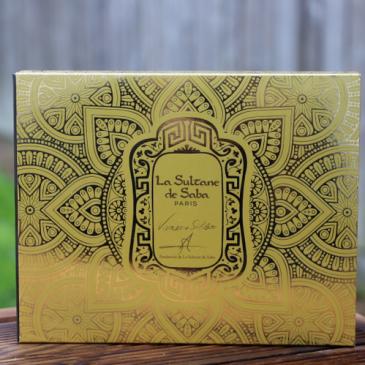 La Mystical Box par la Sultane de Saba