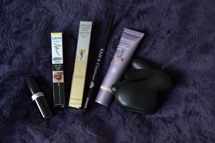 produits de maquillage de fêtes