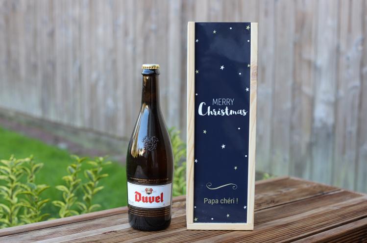 bière belge personnalisée Duvel