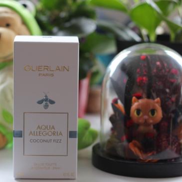 Test et avis – Guerlain Aqua Allegoria Coconut Fizz