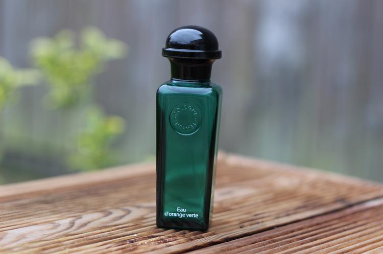 eau d'Orange Verte Hermès eau de Cologne