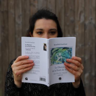 Mercredi lecture – Le diamant de la forêt de soie