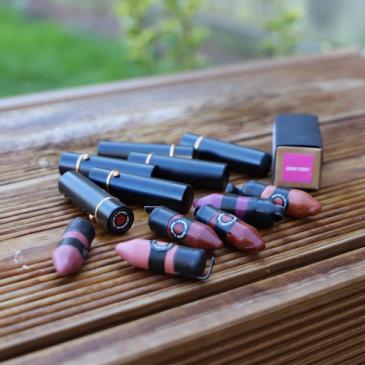 Les rouges à lèvres Lush – Test et avis