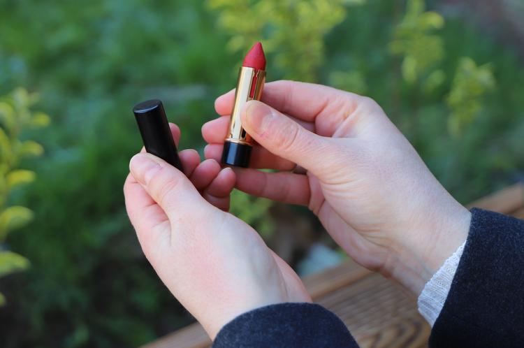 raisin rouge à lèvres Lush