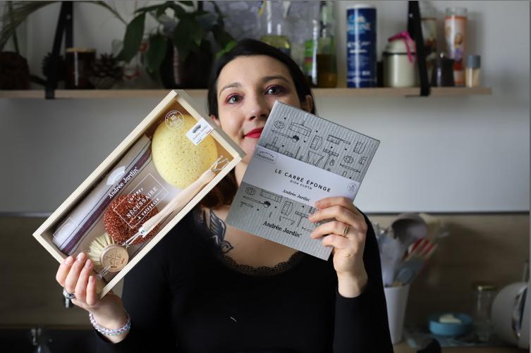 test et avis kit zéro déchet vaiselle Andrée Jardin