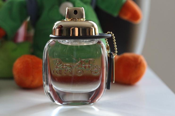 flacon eau de parfum Coach