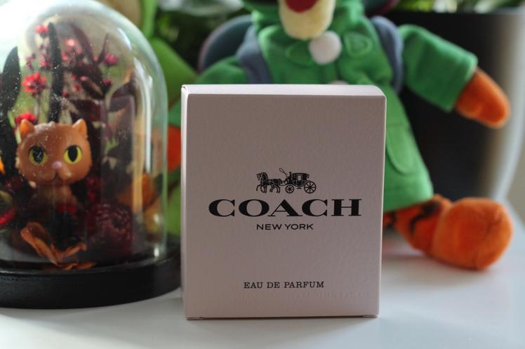 parfum coach