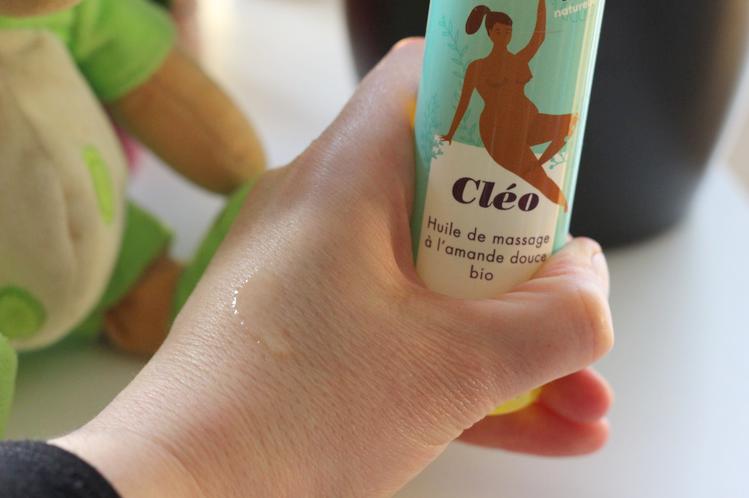 Huile Cléo Love & care
