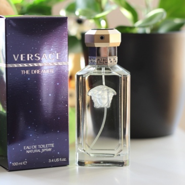 L'eau de toilette The Dreamer par Versace – Test et avis