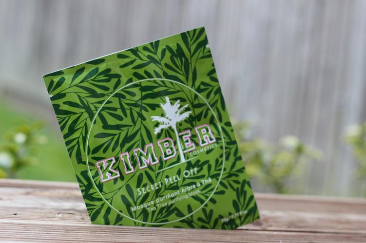 Kimber masque tea tree
