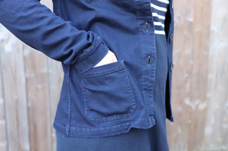 poches modèle Finna le glazik