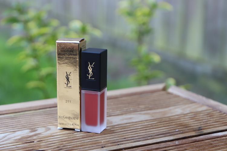 Yves Saint Laurent Tatouage Couture Velvet Cream Crème à lèvres mate effet velours