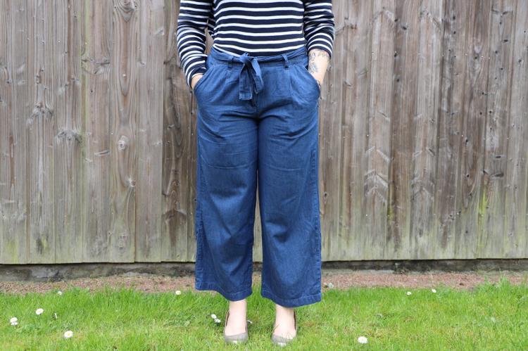 pantalon blancheporte