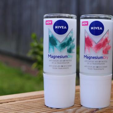Test et avis – déodorants Nivéa Magnesium Dry