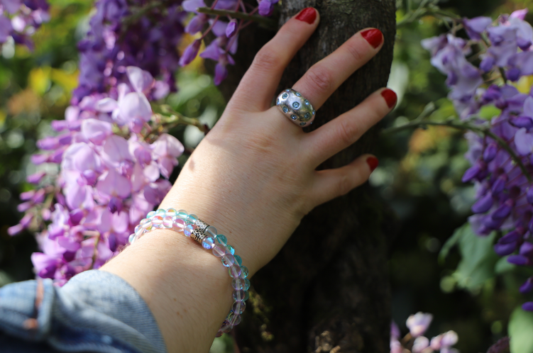 accessoires bijoux dans look panama
