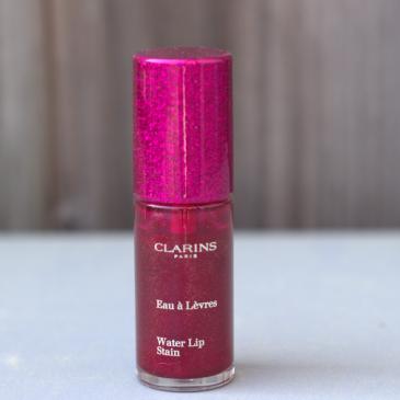 L'eau à lèvres scintillante par Clarins