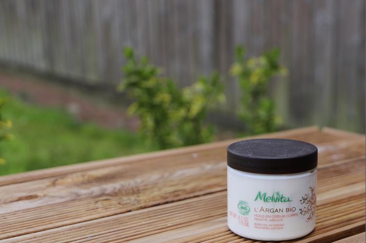 huile en crème Melvita
