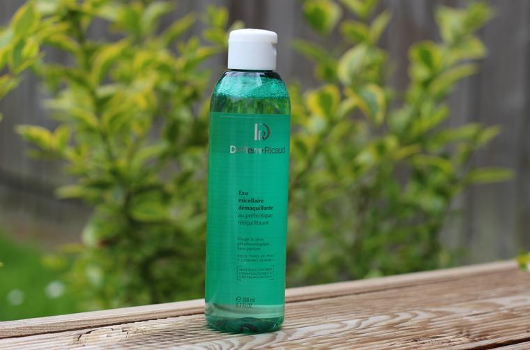 eau micellaire prébiotique