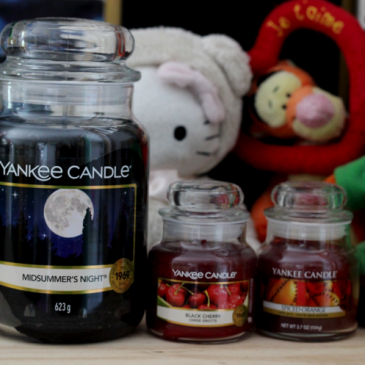 Les Yankee Candle sont chez Notino