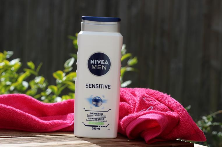 nivea for men battle de gel douches