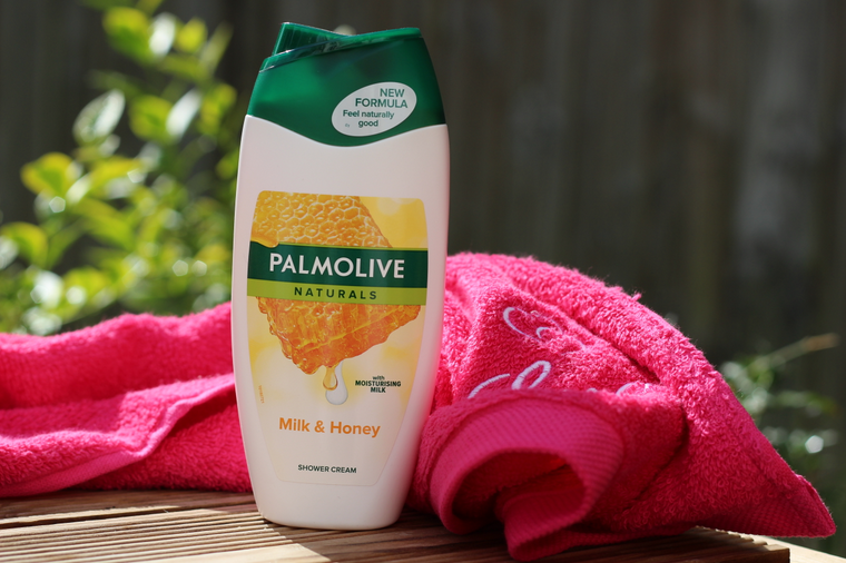 palmolive naturals honey and milk