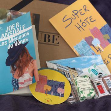 La Kube – box littéraire de génie