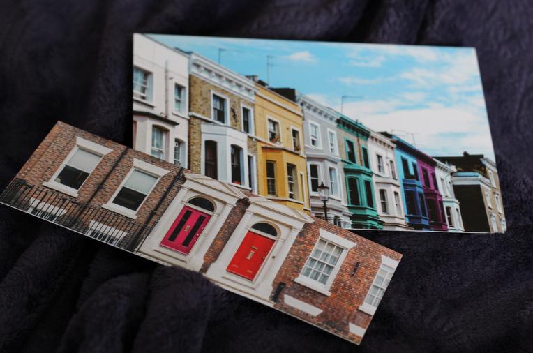 cartes postales notting hill