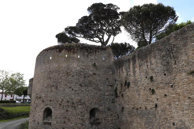 chateau medieval de clisson