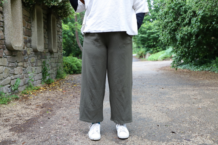 pantalon kaki blancheporte