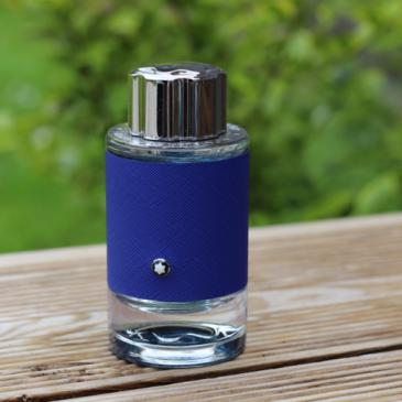 Le parfum Montblanc Explorer Ultra Blue