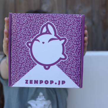Test et avis sur la box papeterie ZenPop