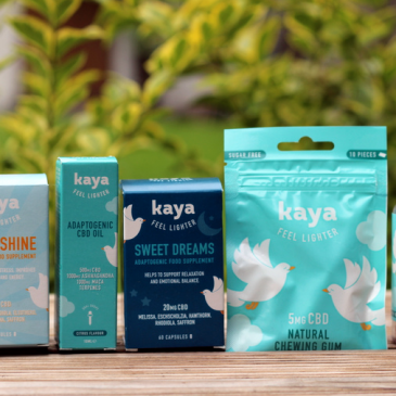 Eliminer le stress avec Kaya