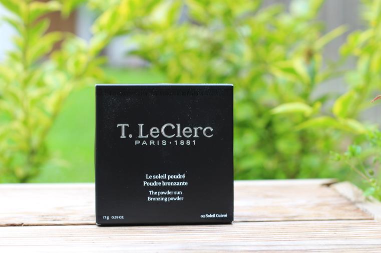 sublime poudre T leclerc