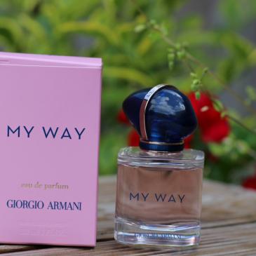 Test et avis du parfum Armani – My Way