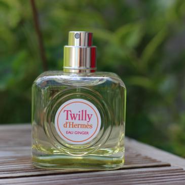 Twilly d'Hermès – Eau Ginger – Test et avis