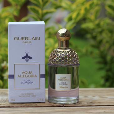 Test et avis de l'Aqua Allegoria Flora Salvaggia par Guerlain