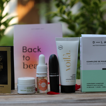 La Blissim de septembre – Back to Beauty