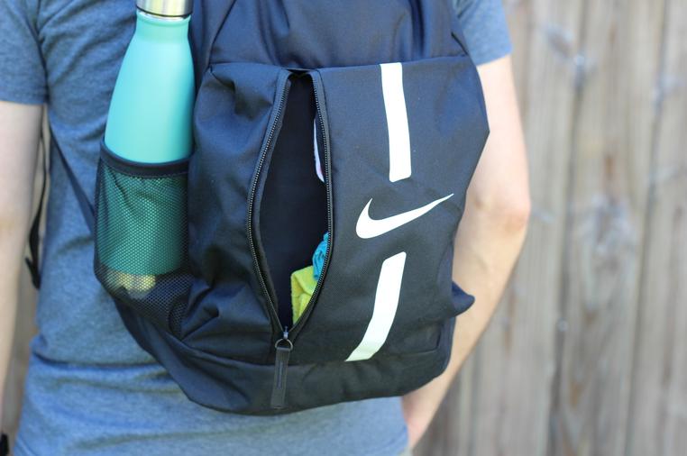 intérieur sac noir Nike Academy Team