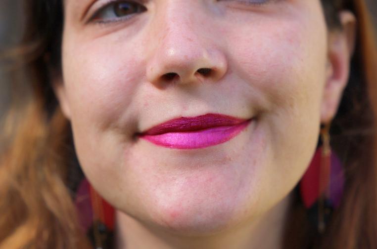 Smashbox Always on Metallic Matte Lipstick