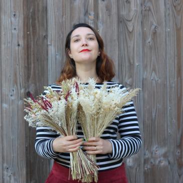 Test et avis sur le site Flowrette – Fleurs séchées